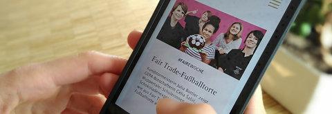 GEPA.de optimiert für Smartphone & Tablet