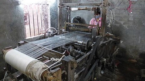 Fotos: GEPA - The Fair Trade Company; EZA Fairer Handel/Mawi.