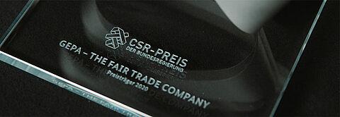 GEPA beim CSR-Preis 2020 ausgezeichnet