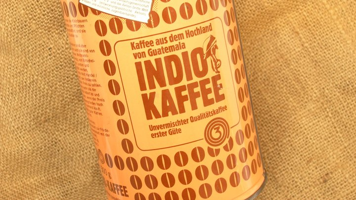 Indio-Kaffeedose