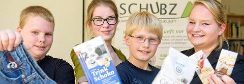 """Mitmachen: """"Schülerfirmen als Fair Trade Botschafter"""""""