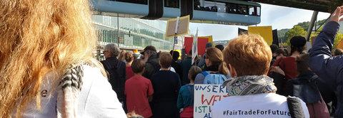 #FairTradeForFuture: Klimagerechtigkeit jetzt!