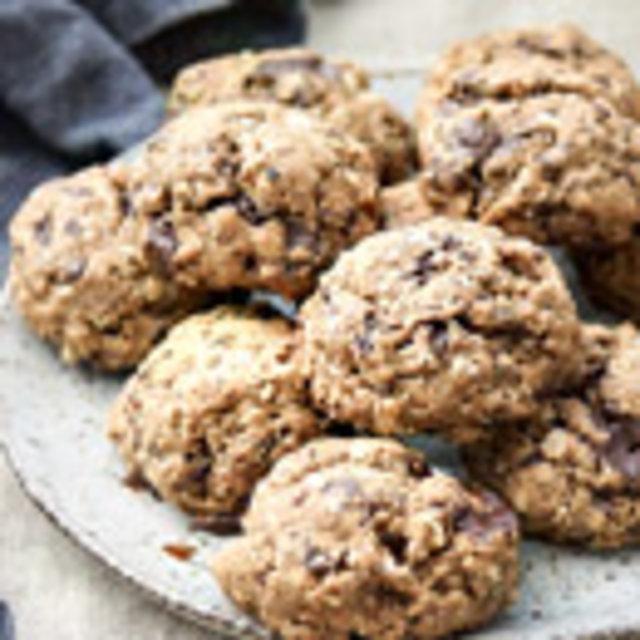 Vegane Schoko Cookies, Foto: Elle Teuscher | Blog Elle Republic