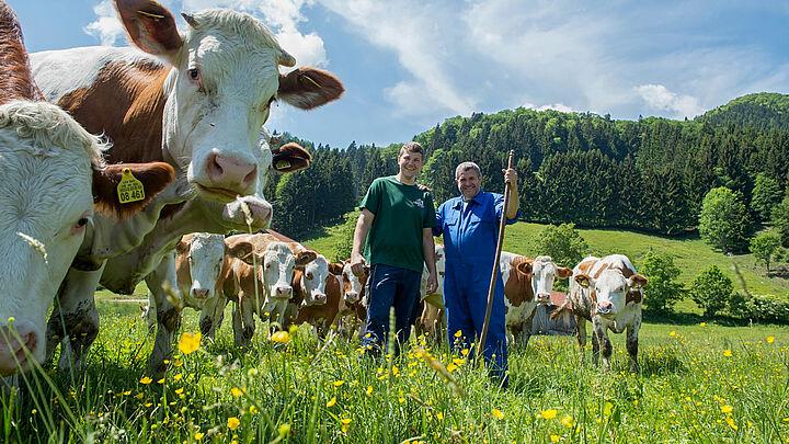 Foto: Milchwerke Berchtesgadener Land