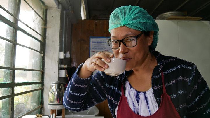 TPI Bhawana Rai Teetesten fuer DNP Meldung big