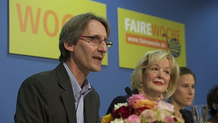 Foto: Forum Fairer Handel e.V./ Christian Ditsch