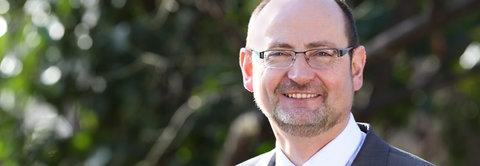 Neuer Geschäftsführer: Dr. Peter Schaumberger