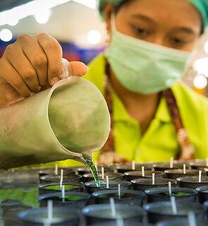 Wax Industri