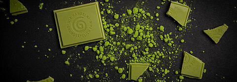 Neu: Tee trifft Schokolade