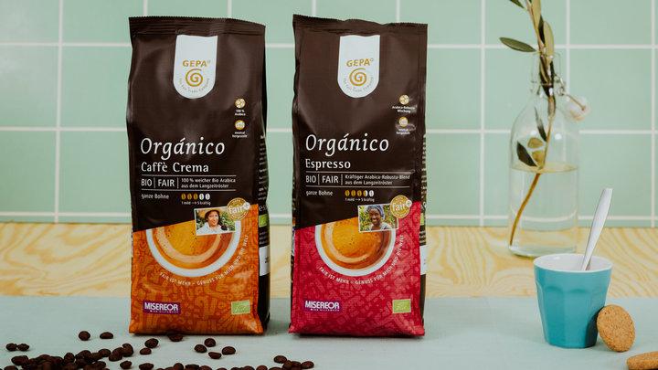 Organico neu Espresso Crema Platzhalter big