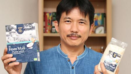 Faire Woche: Einladung zur Kochshow mit fairem Bio-Reis aus Thailand
