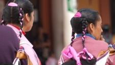 Mexiko-Tenejapa-Frauen teas1x1