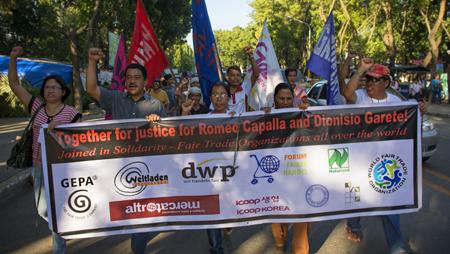 Weltgebetstag der Frauen: GEPA fordert Einhaltung von Menschenrechten auf Philippinen