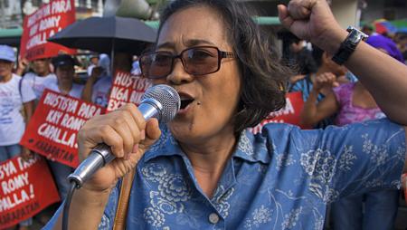 Politische Morde auf den Philippinen