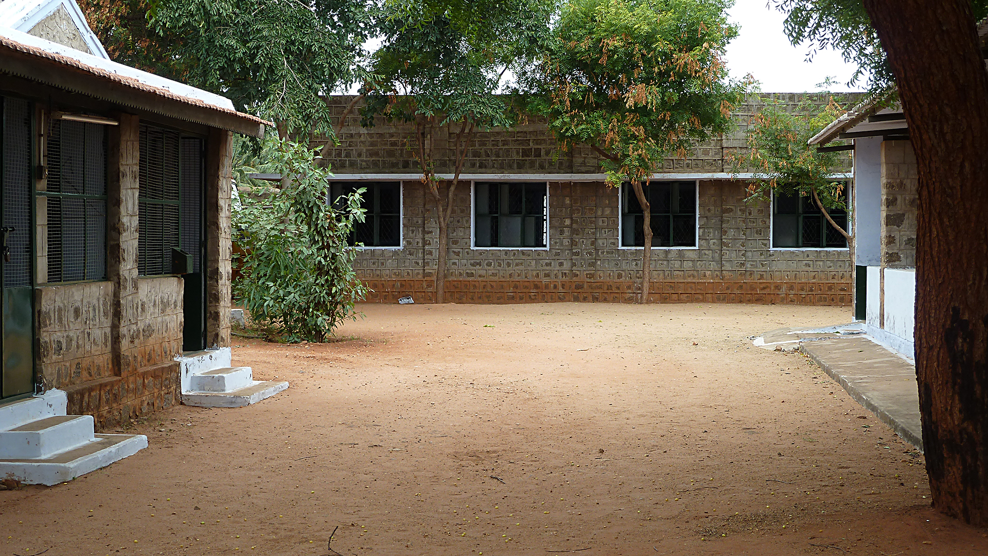 Das Palam Rural Centre ist mehr als ein Produktionsbetrieb: Es ist eine Dorfgemeinschaft auf acht Hektar Land, auf dem die Mitglieder Gemüse anbauen und in ihren Häusern sauberes Wasser und Strom zur Verfügung haben.