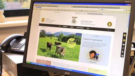 GEPA-Website im neuen Gewand