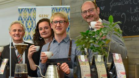 - 44 Jahre GEPA: Wertschöpfung in globalen Lieferketten im Ursprungsland steigern