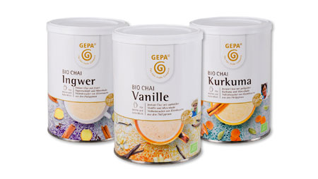 INTERNORGA 2019: GEPA präsentiert neues Tee-Sortiment #TimeForFairTea