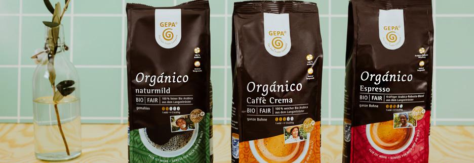 Organico Familie 500Gramm header