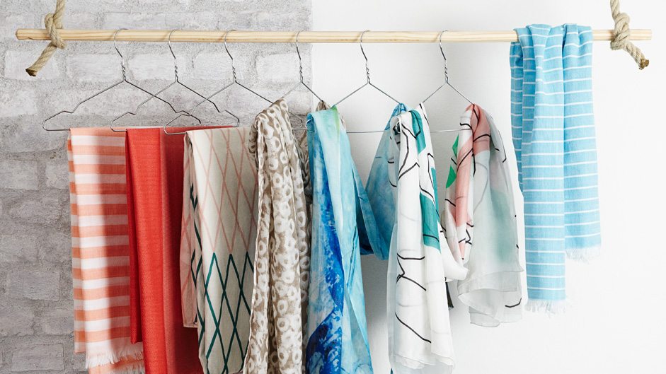 Schals und Tücher für Ihr Outfit