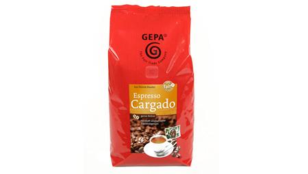 """- Stiftung Warentest: Qualitätsurteil """"Gut"""" für GEPA Espresso Cargado"""