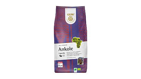 """GEPA Bio Espresso Ankole"" Testsieger bei ÖKO-TEST"
