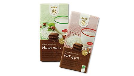 - ISM 2015: 20 Prozent Absatzplus bei GEPA-Schokoladen