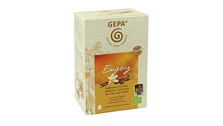 """- Die GEPA auf der INTERNORGA: FAIR plus fängt mit """"G"""" an - 40 Jahre GEPA"""