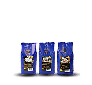 GEPA Kaffees Fuego Grano Barrazzo