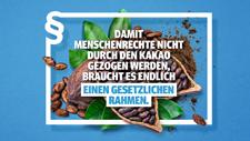 Lieferkettengesetz Kakao tease