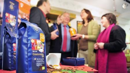 - Vom ersten fairen Kaffee zur fairen Marke