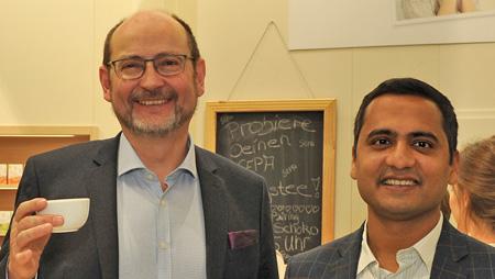 """- Deutscher Nachhaltigkeitspreis: GEPA und Tea Promoters India nominiert für """"Globale Partnerschaft"""""""