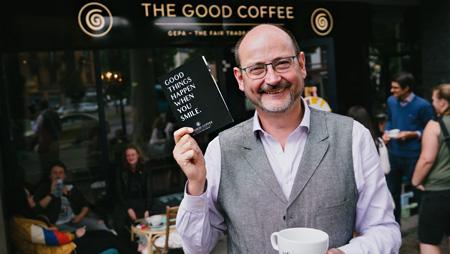 """Faire Woche: Einladung zum Medien- und Blogger-Event im """"The Good Coffee"""" in Frankfurt"""