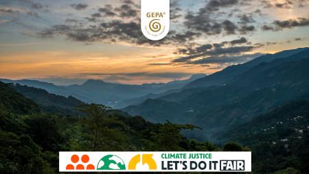Einladung Livestream zur Fairen Woche: CLIMATE JUSTICE – LET'S DO IT FAIR