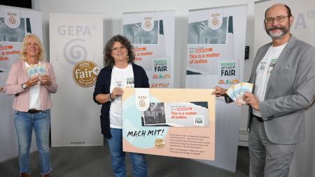 CLIMATE JUSTICE – LET'S DO IT FAIR