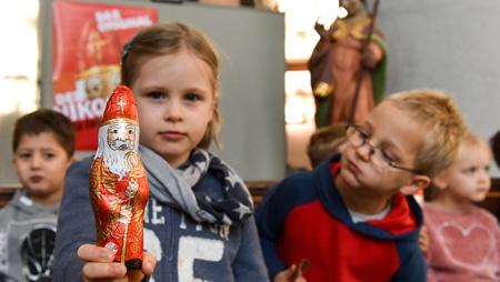 - Heiliger Nikolaus ist zurück: als Symbol für soziale Gerechtigkeit aktueller denn je