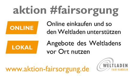 - Faires für die heimische Ostertafel