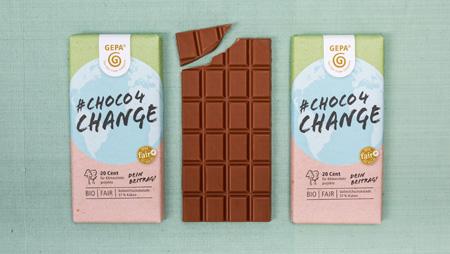 #Choco4Change – Die echte faire Klimaschokolade